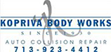 Kopriva Body Works Logo